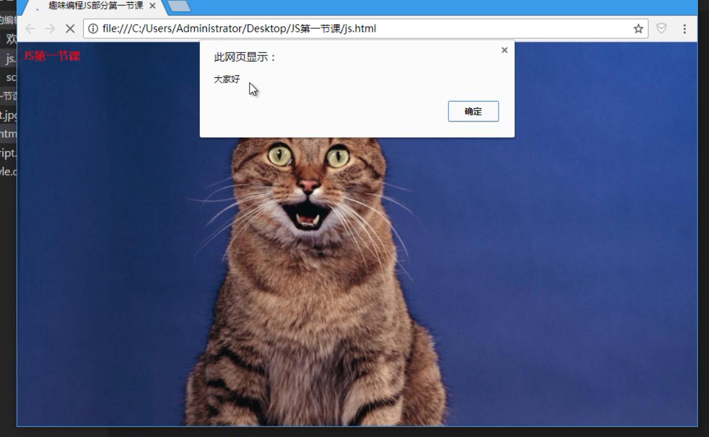 [趣味编程第10课]不可描述的网页弹窗